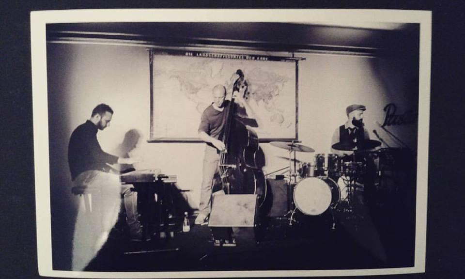 Thomas Gonzalez Trio + Atelier Couleurs Jazz
