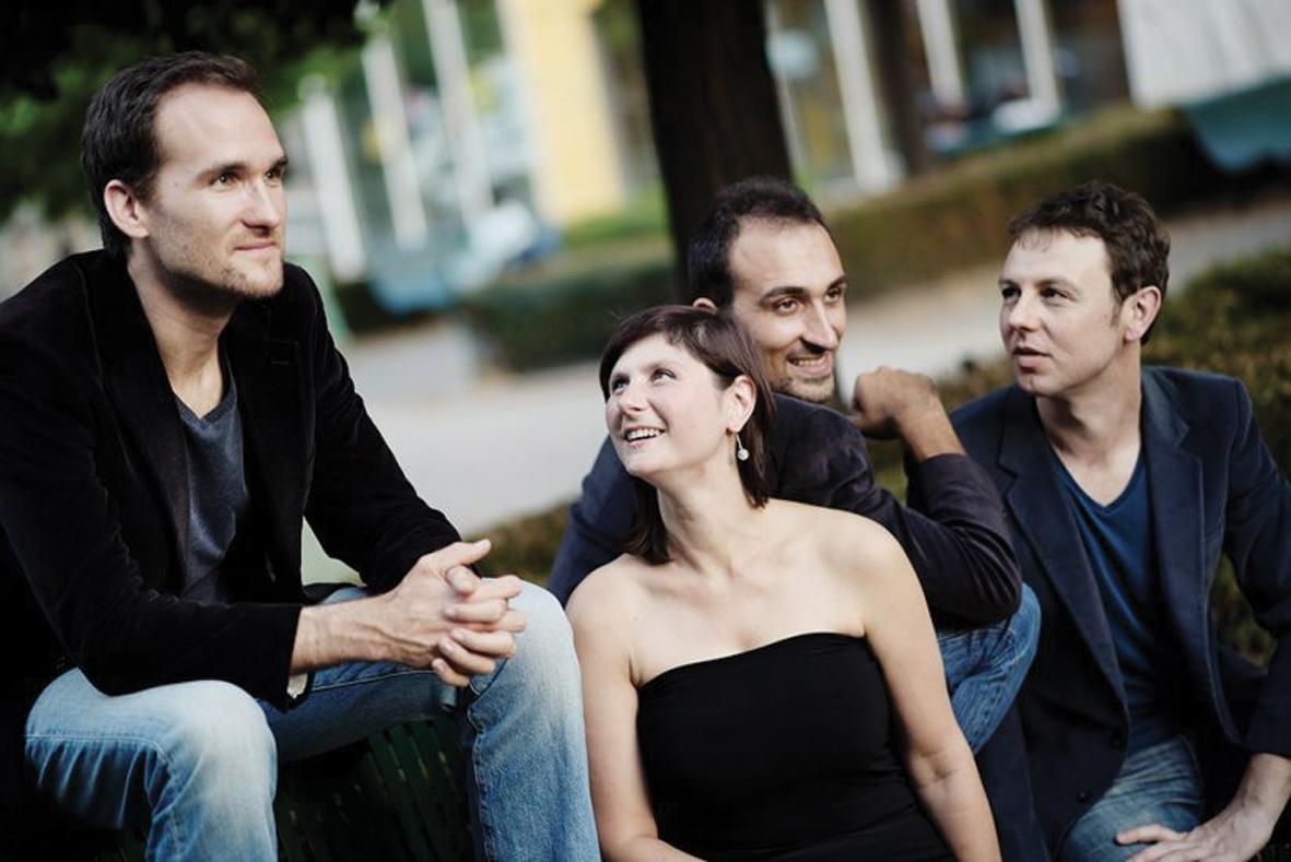Quatuor CoryFeye, Arca – Le vaisseau musical