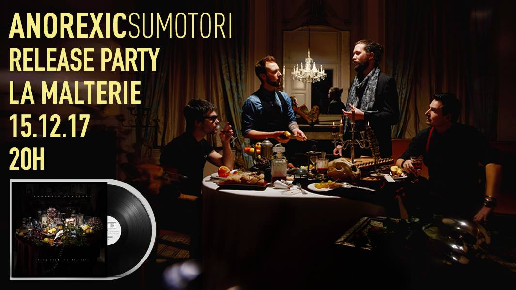 Release Party – Anorexic Sumotori