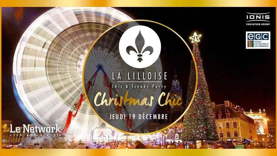 La Lilloise – Christmas Chic