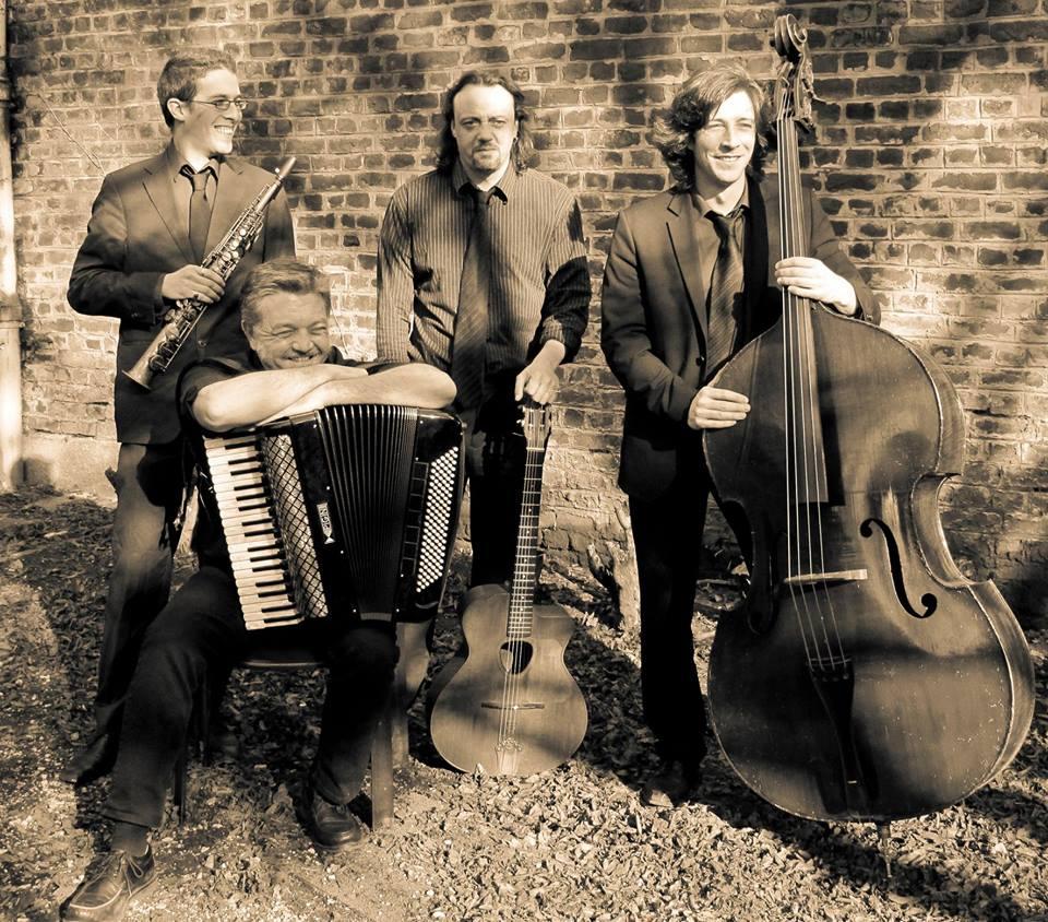 Arnaud Van Lancker Quartet