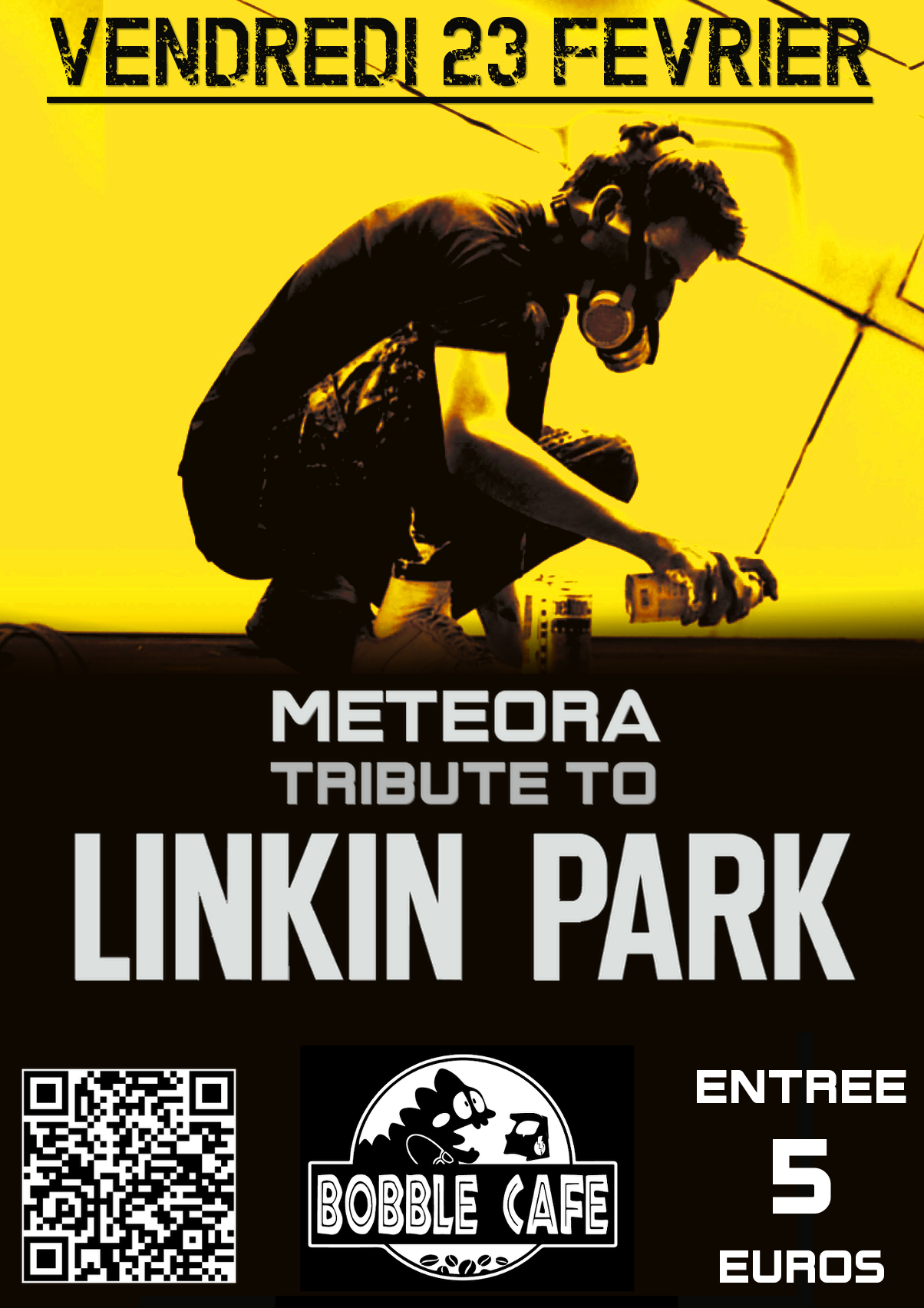 Meteora : tribute to Linkin Park