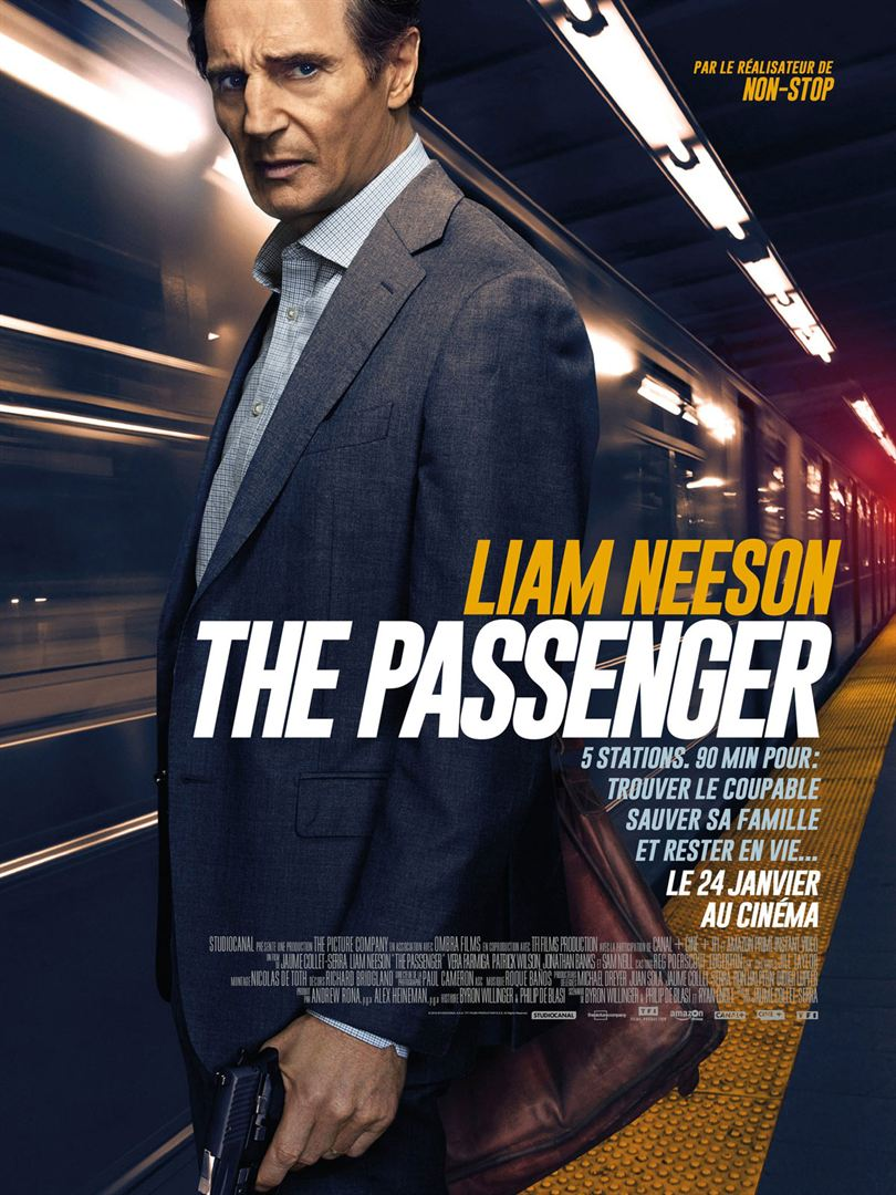 Avant-première – The Passenger
