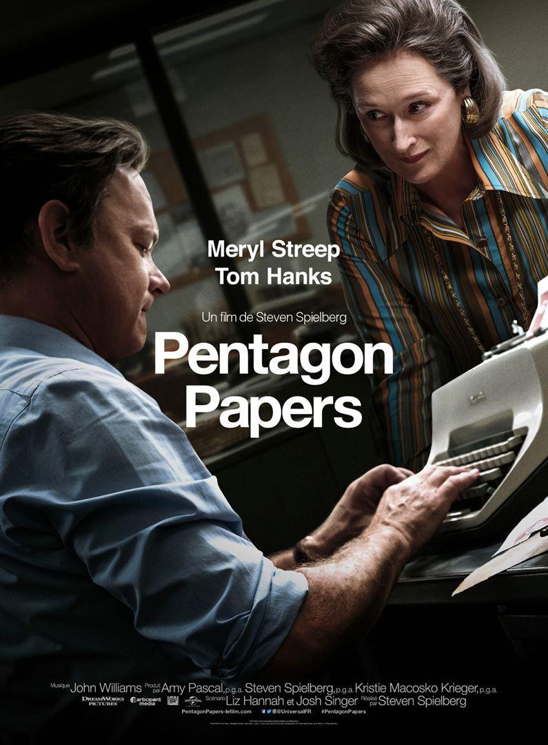 Avant-première – Pentagon Papers