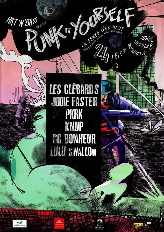 Punk It Yourself #1 par Art'N'Bass