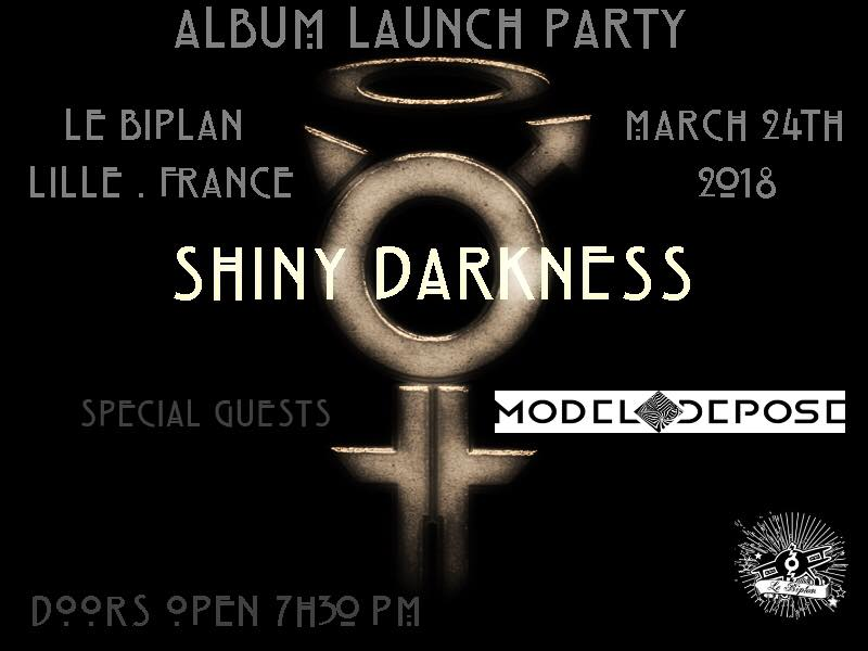 Shiny Darkness + Model Depose