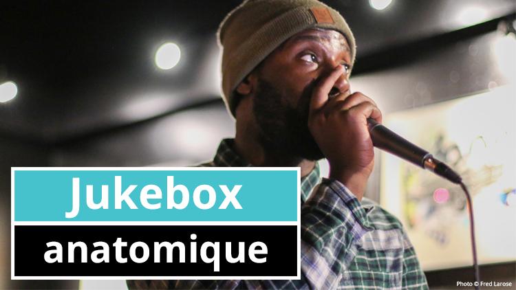 Jukebox anatomique