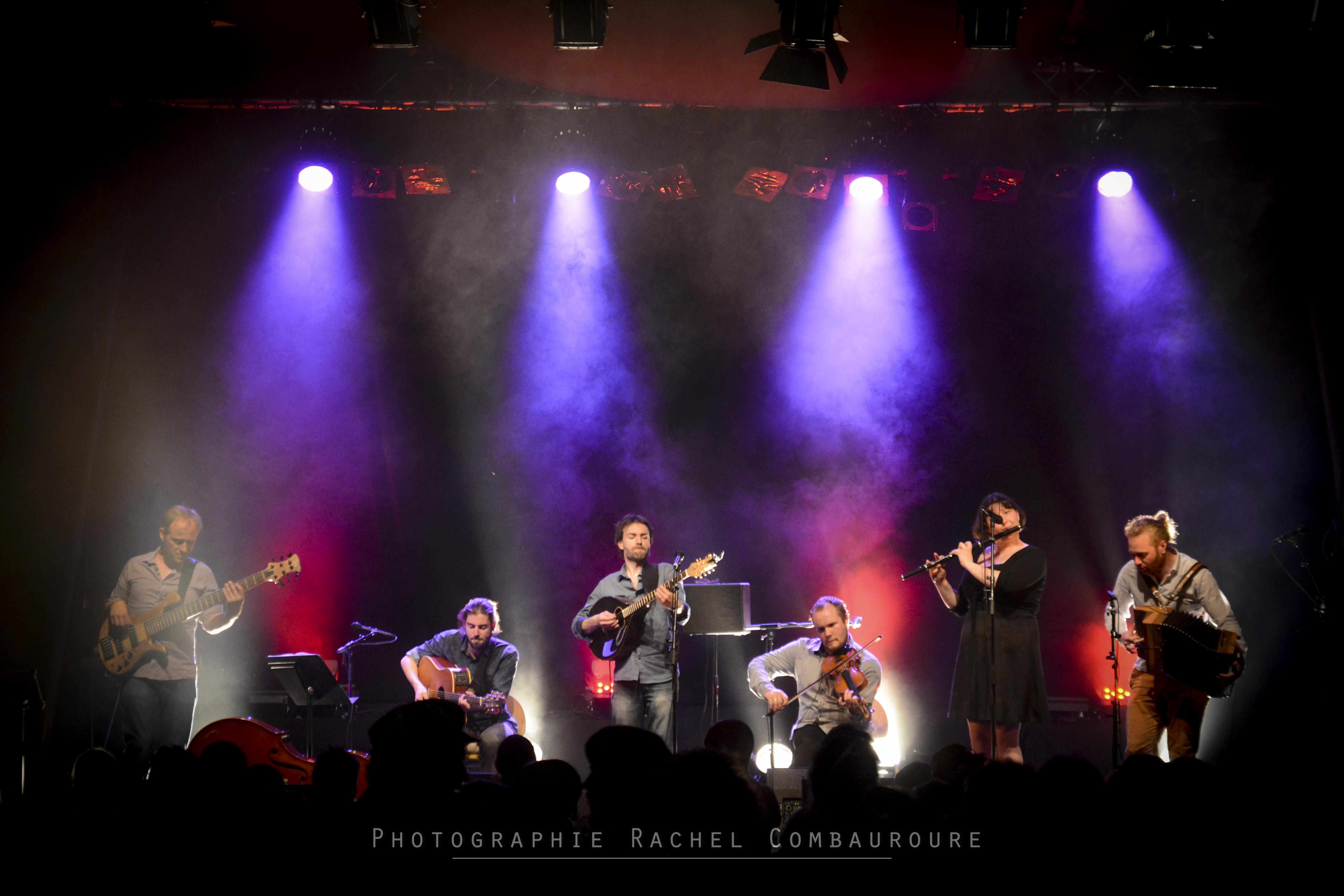 Concert de musique celtique «Ormuz»