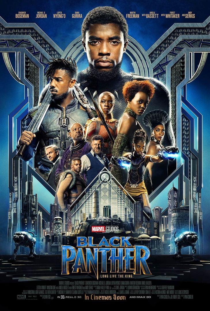 Avant-première – Black Panther
