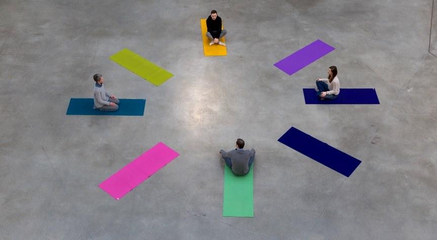Soirée méditation au musée