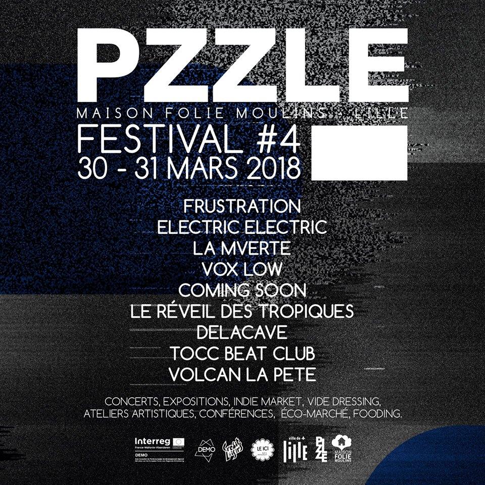 PZZLE Festival #4