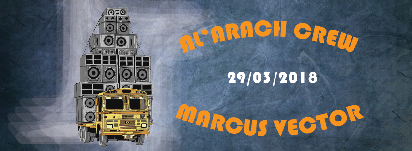 Al'arach Crew + Marcus Vector
