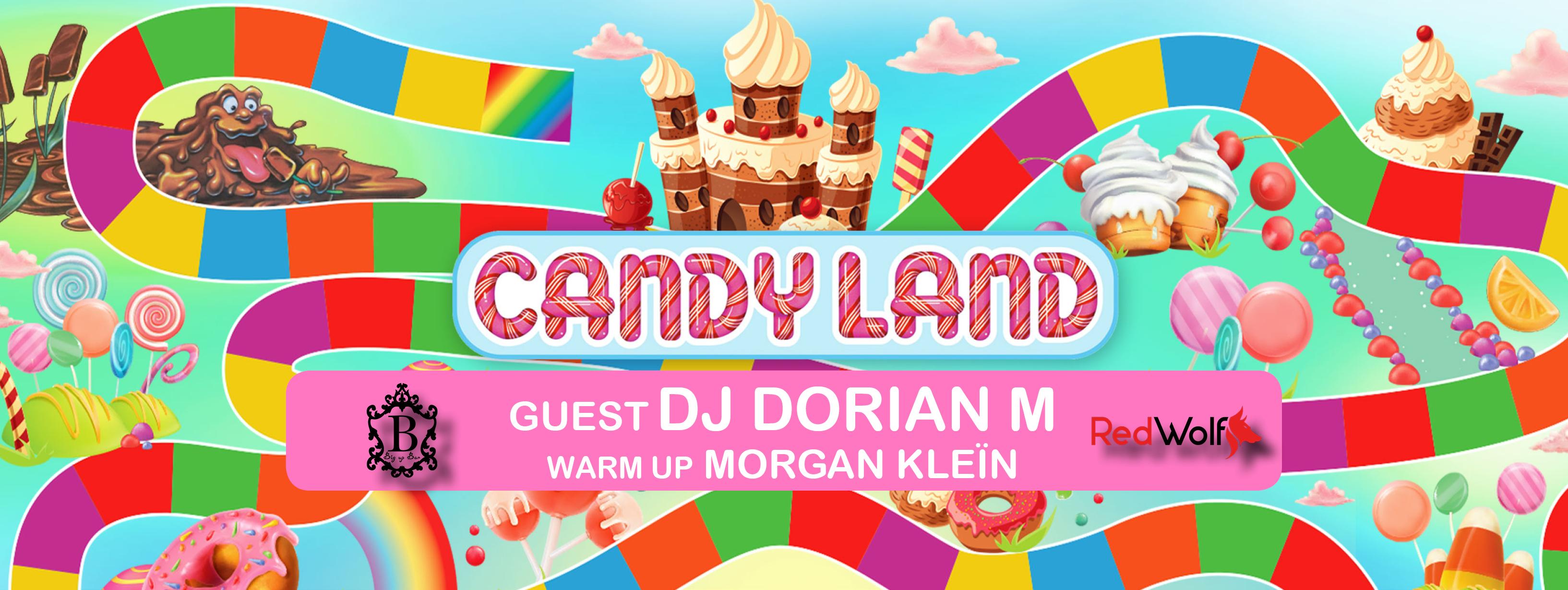 Candyland w/ DJ Dorian