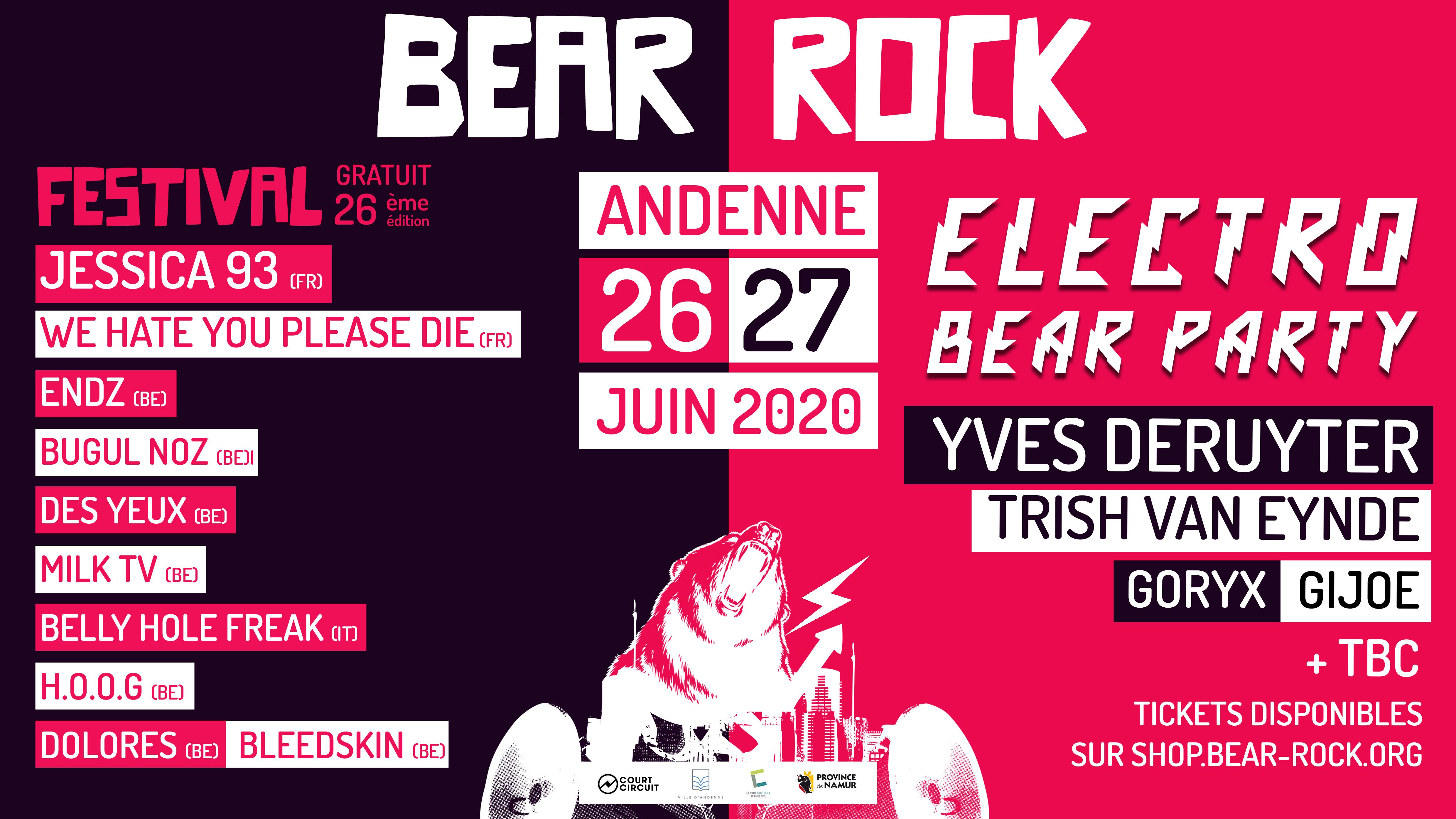 Bear Rock Festival