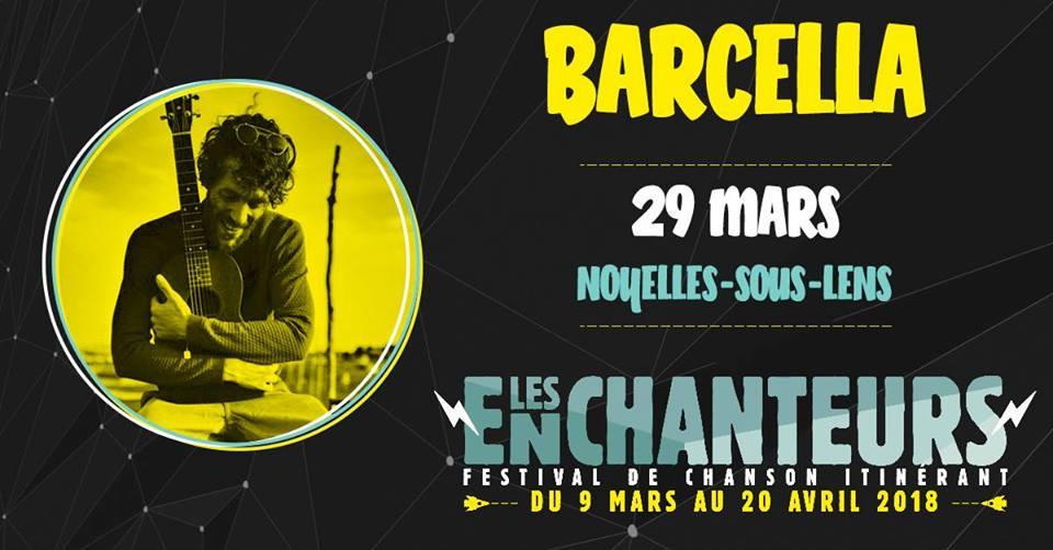 Festival Les Enchanteurs 2018 – Barcella