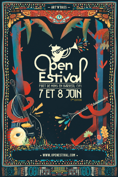 Open Estival 2019 de Art'n'Bass
