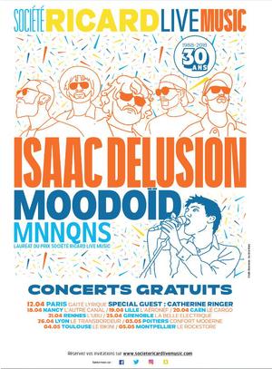 30 ans de Société Ricard Live Music !