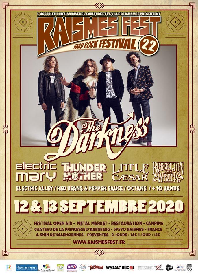 Raismes Fest – Hard Rock Festival