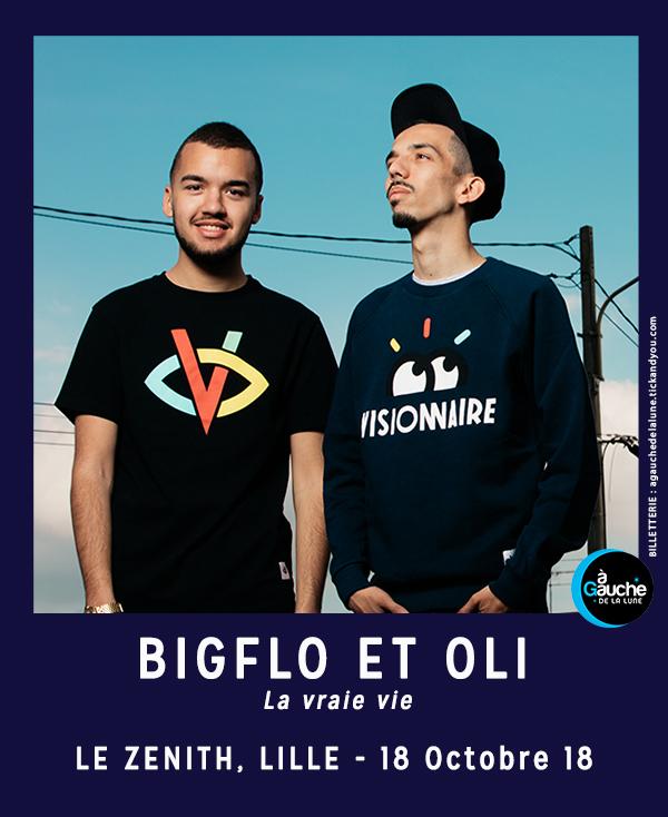 Bigflo et Oli reviennent au Zénith de Lille !