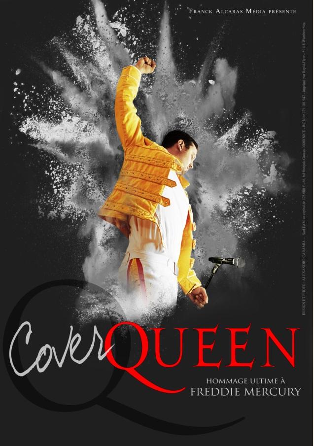 Coverqueen, un ultime hommage à Freddie Mercury
