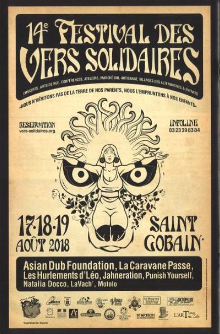 Festival des Vers Solidaires 2018