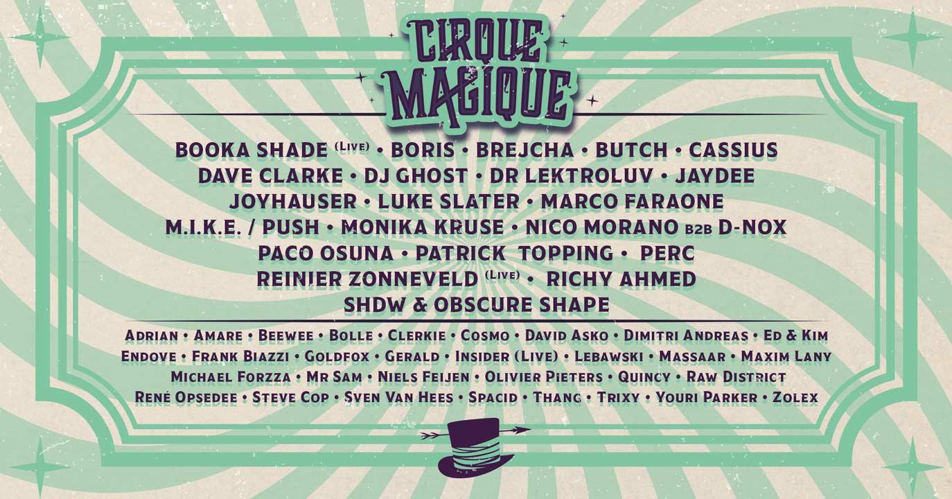 Cirque Magique – Ledegem, Belgique