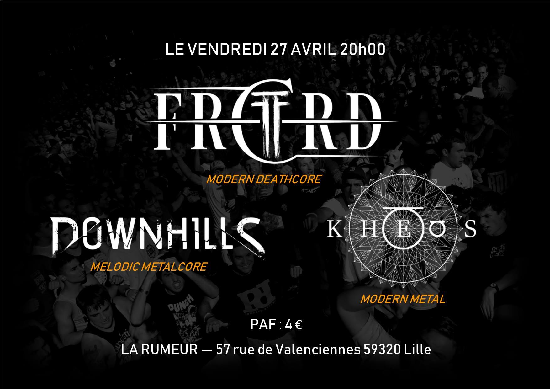 FRCTRD + Downhills + Kheos