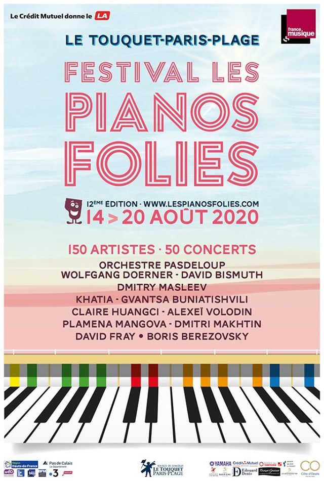 Les Pianos Folies du Touquet-Paris-Plage