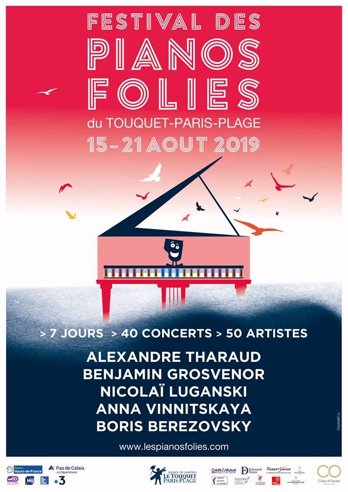 Les Pianos Folies 11 ème édition
