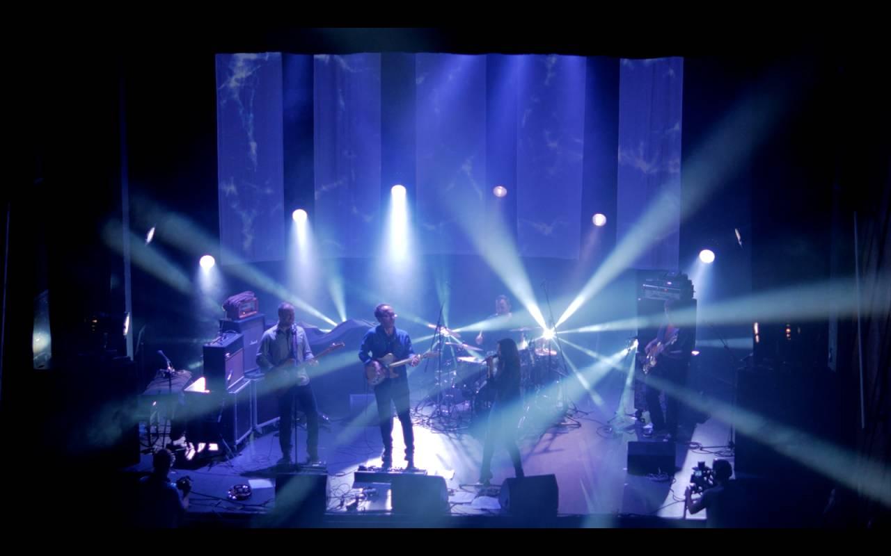 Fuel en live pour un concert rock à Verlinghem