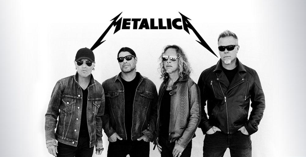 Soirée vidéo spéciale Metallica au Musical