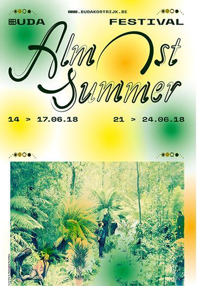 1ère édition pour Almost Summer Festival 2018