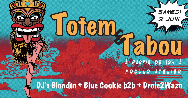 Soirée Totem et Tabou à Escquelbecq