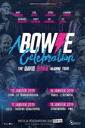 A Bowie Celebration met à l'honneur le grand David Bowie