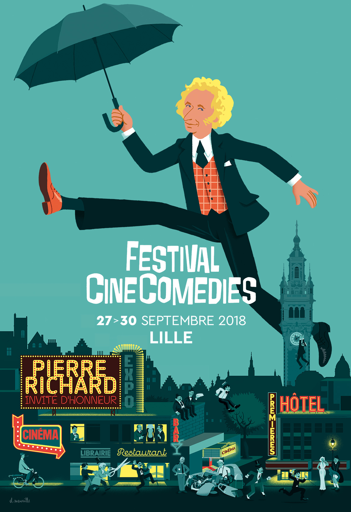 Festival CineComedies, la 1ère édition