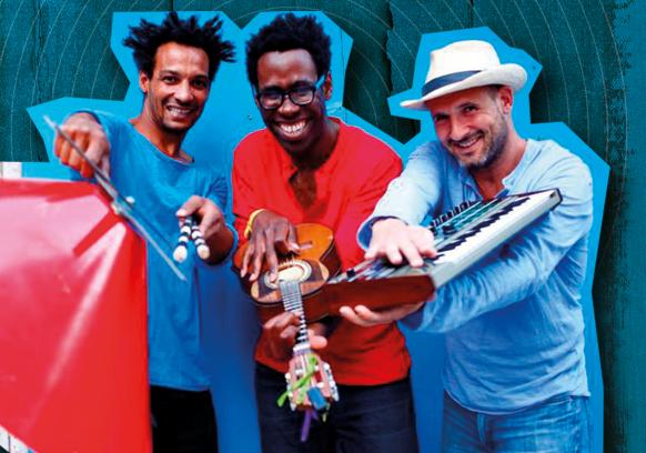 Trio Combo Brazil + DJ Faraï pour la dernière étape des Escapades Métropolitaines