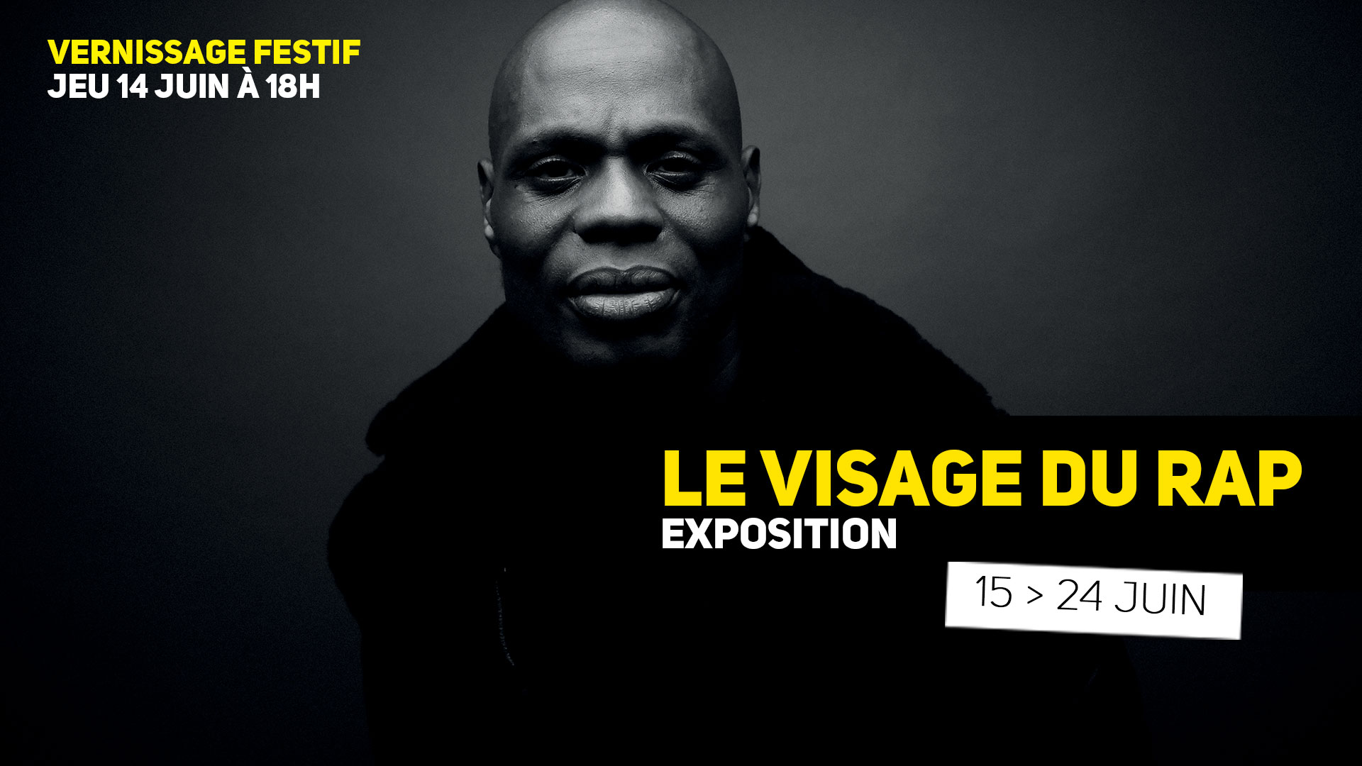 «Le Visage du Rap», l'exposition qui va rassembler les artistes marquants des 80s à aujourd'hui