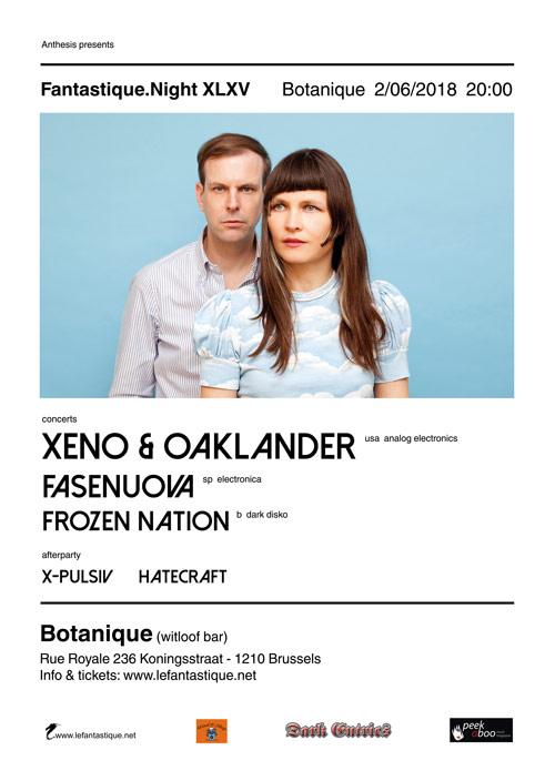 Xeno & Oklander + Fasenuova + Frozen Nation