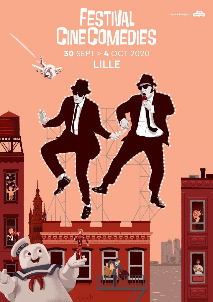 Festival CineComedies Lille