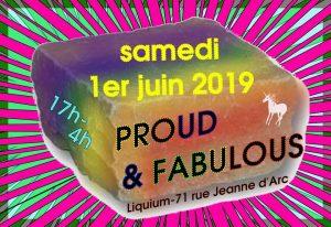 Proud & Fabulous