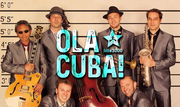 Ola Cuba ! avec Zazuzaz Mambo Palladium en concert à St-So