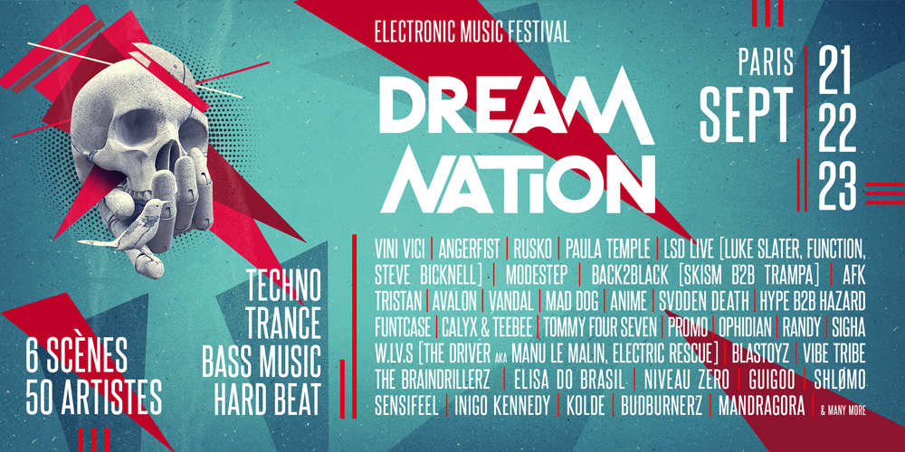 Main event – Dream Nation Festival