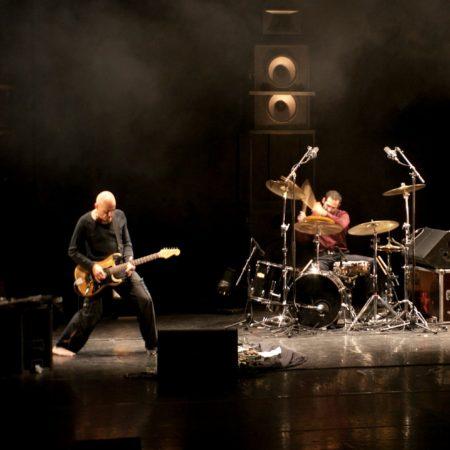 Ciné-concert : Zone Libre revisite Kubrick