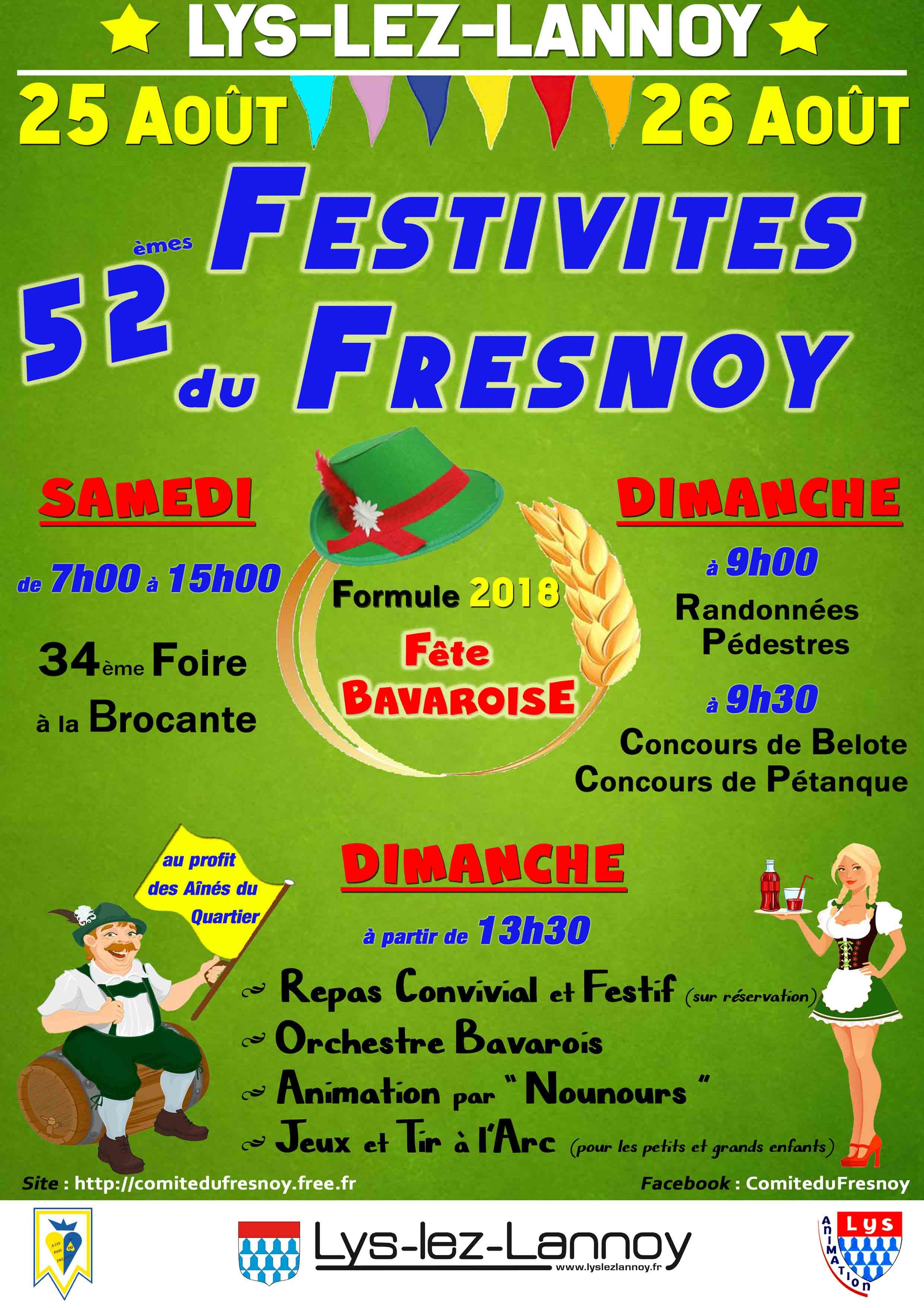 52e Festivités du Fresnoy