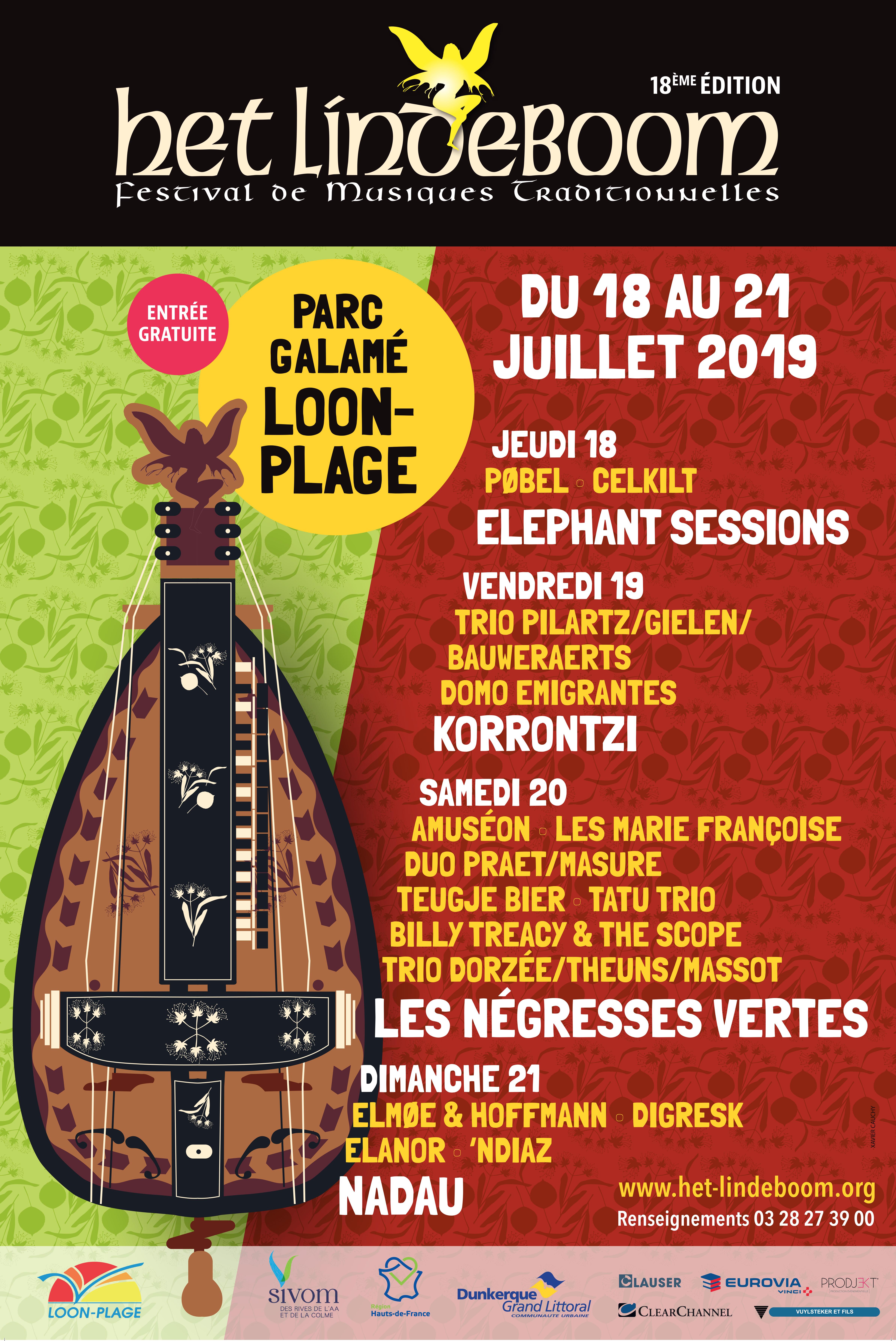 Het Lindeboom Festival