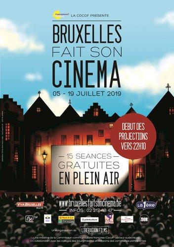 Bruxelles fait son cinéma 2019