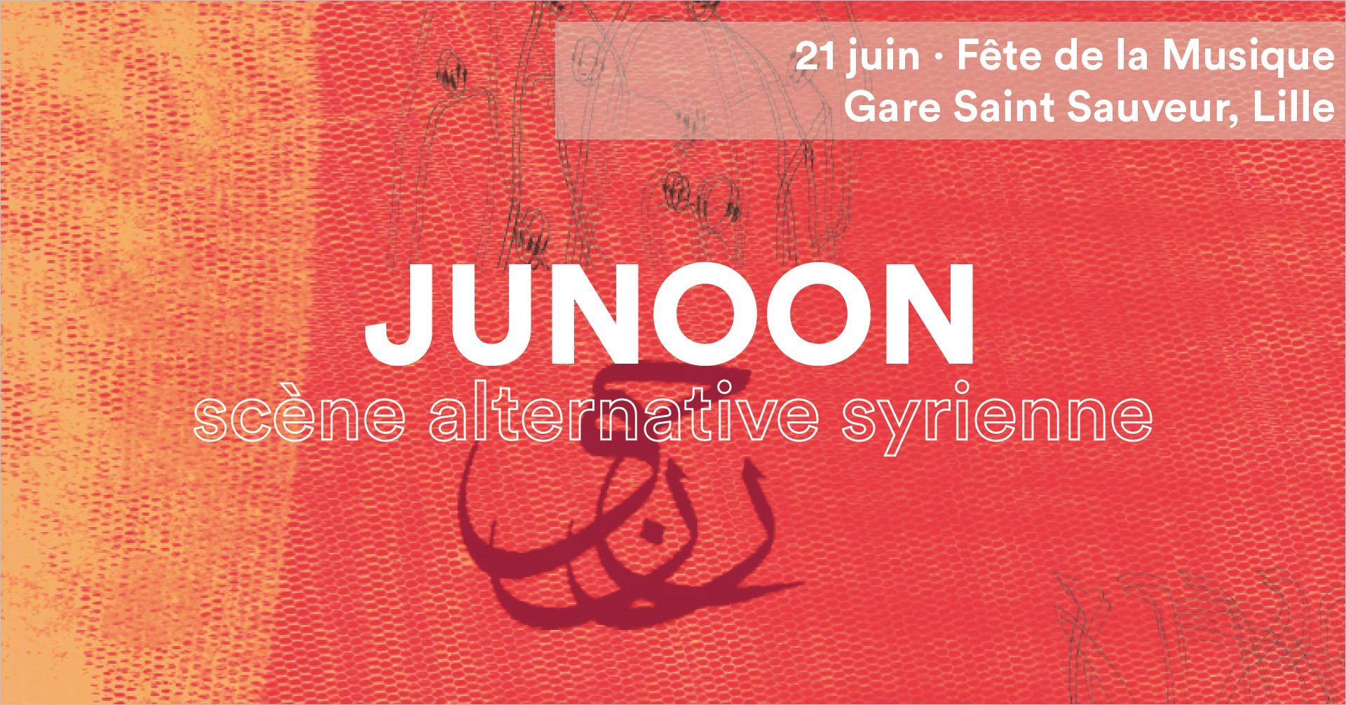 Fête la Musique au Bistrot St So avec Junoon, scène alternative syrienne