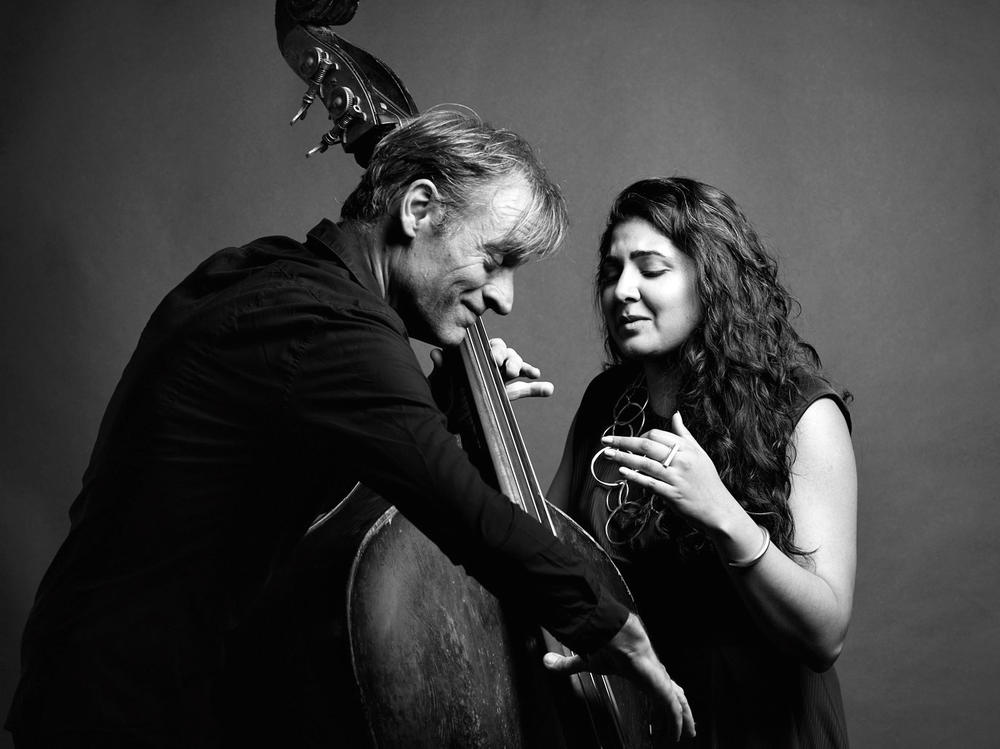 François Moutin – Kavita Shah Duo – Interplay