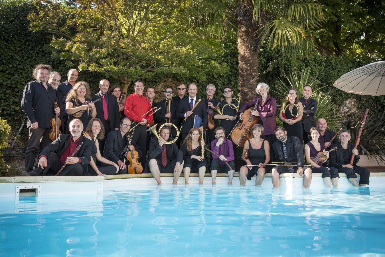 Water Music, une musique sur l'eau…