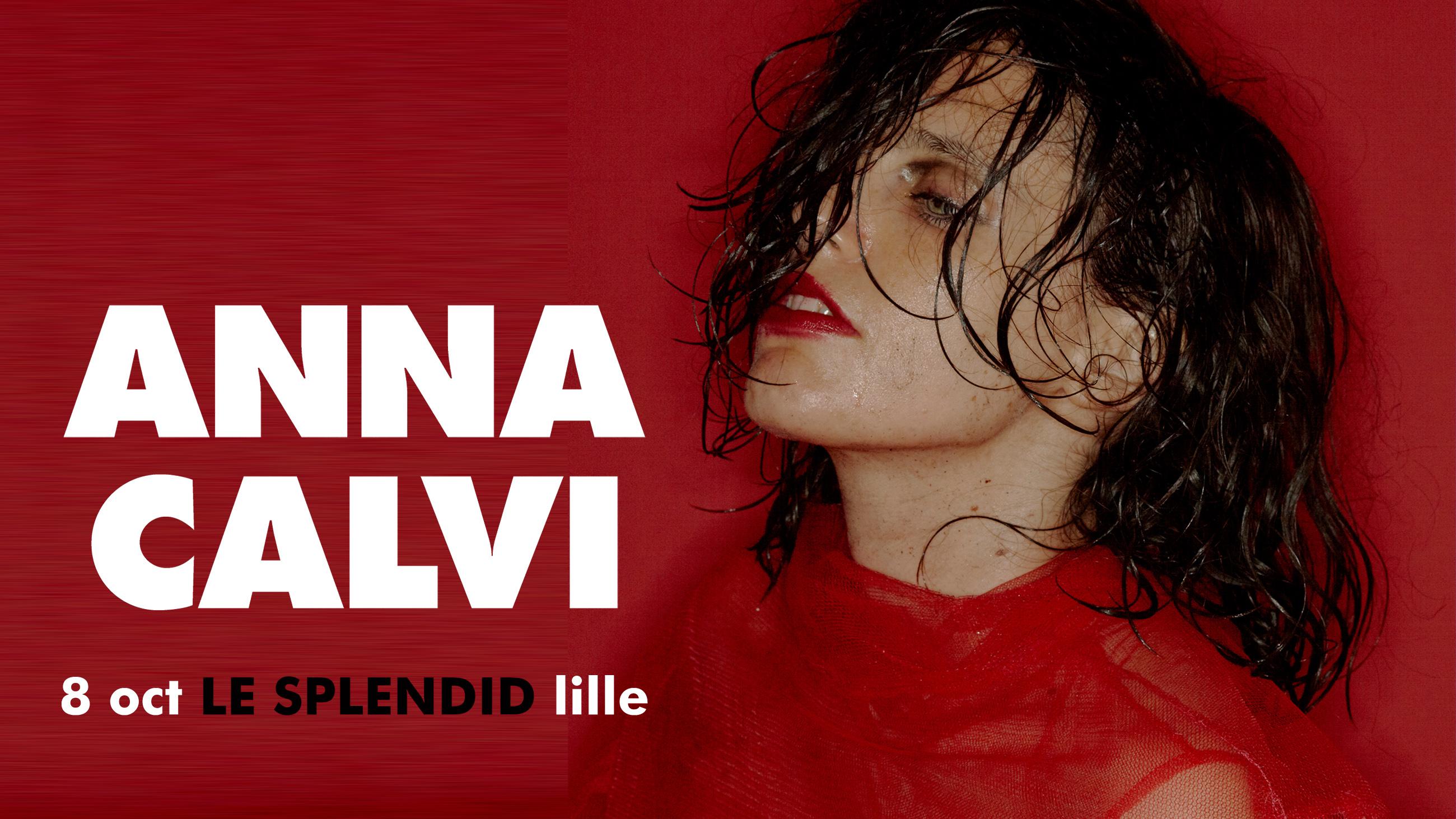 Anna Calvi de retour sur la scène du Splendid